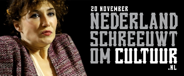 Nederland Schreeuwt om Cultuur Schreeuwt om Cultuur