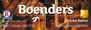 Boenders Logo